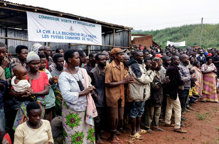 Burundi's TRC presents divisive activity report