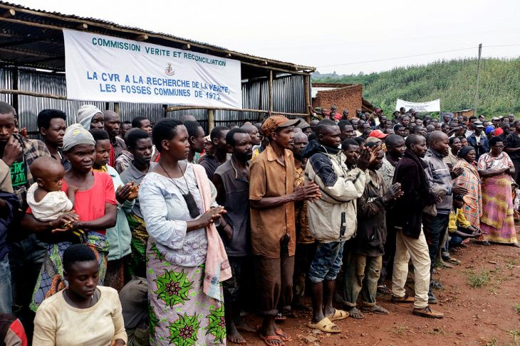 Commission vérité au Burundi : le rapport de la discorde