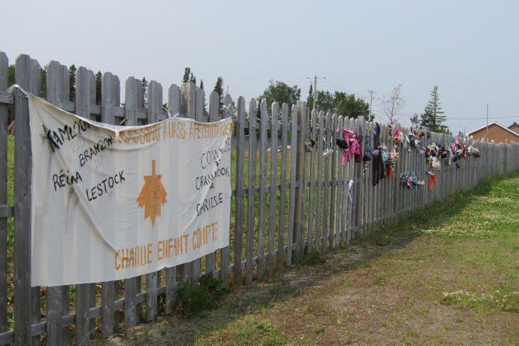 Au Canada, les tombes des enfants autochtones secouent la conscience nationale