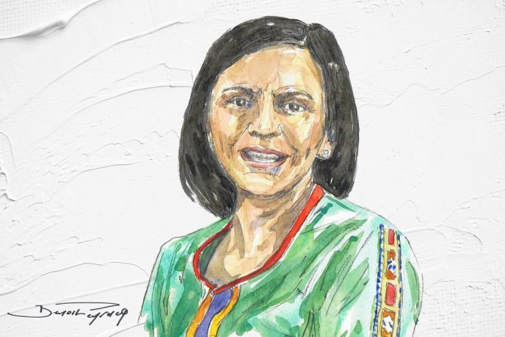 """Patricia Tobón Yagarí: """"A legacy of Colombia's TRC will be the active participation of ethnic peoples"""""""