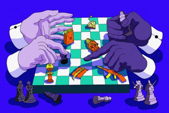Colonial crimes: a chess game to negotiate reparations, restitution, truth and the duty to remember