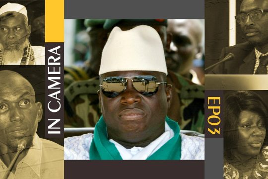Yahya Jammeh and truth commission witnesses in The Gambia