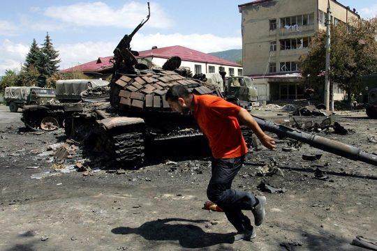 Guerre en Ossétie du Sud (Géorgie)