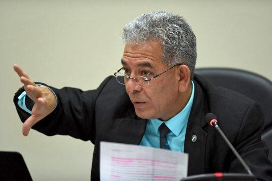 Juge Miguel Angel Galvez (Guatemala)