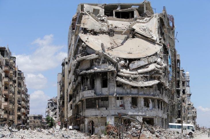In France, the lengthy Syrian investigations