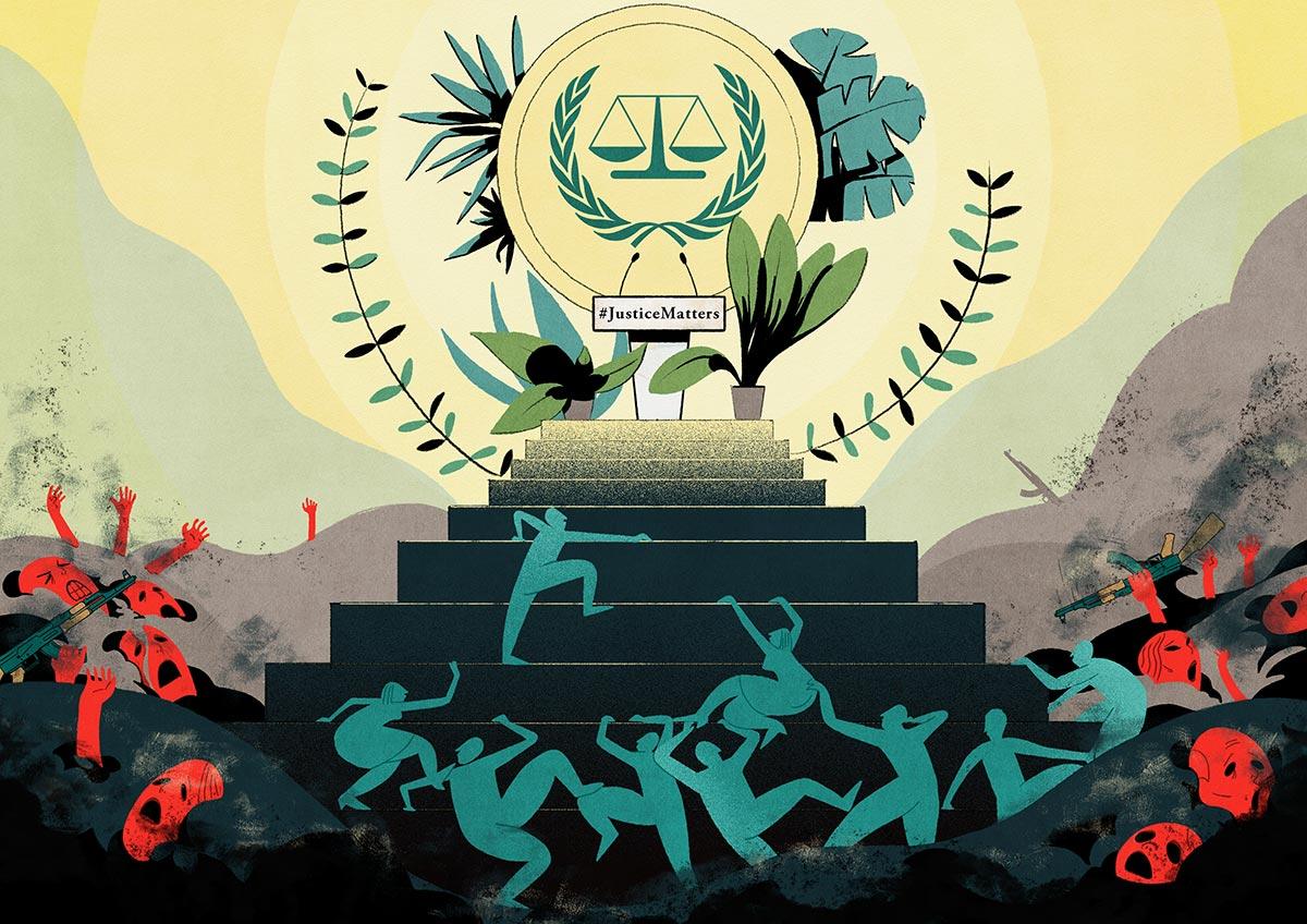 ICC desperately seeking prosecutor (special focus)
