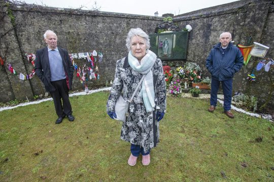 Bon Secours survivors in Ireland