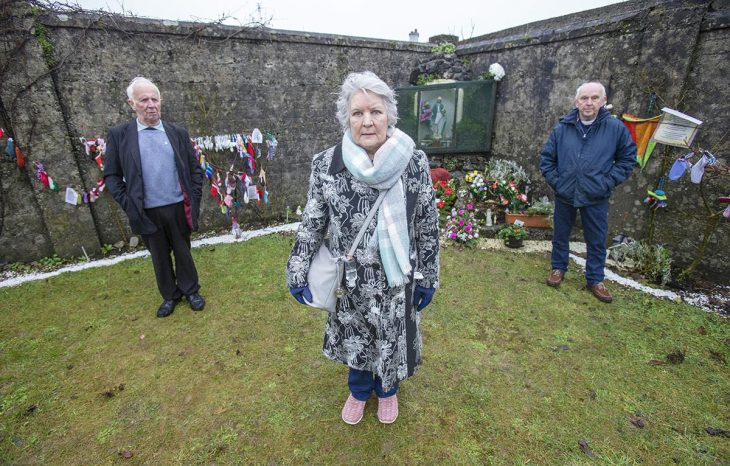 """The scandal of the """"banished babies"""" in Ireland"""