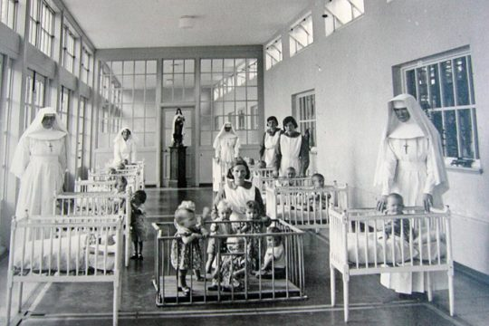 Babies and nuns in Ireland