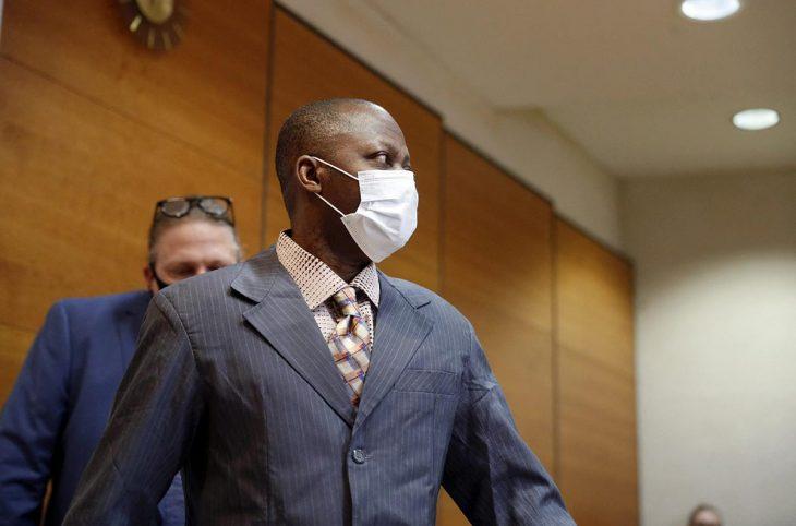Le procès Massaquoi se prépare à retourner au Liberia
