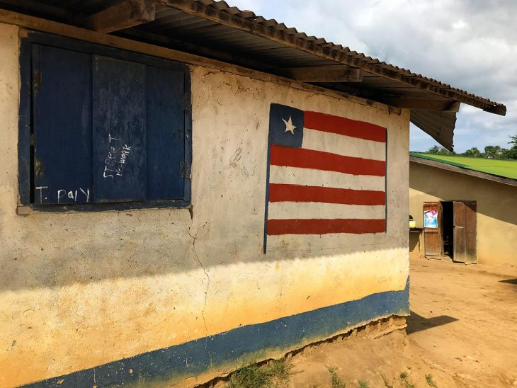 Justice for Liberia is on the map at last