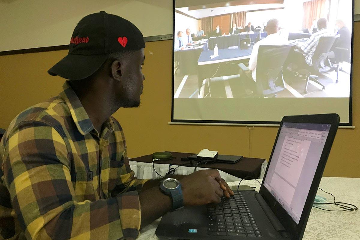 Observateur du procès Massaquoi (Liberia)