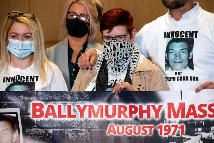 Tortueuse recherche de la vérité en Irlande du Nord