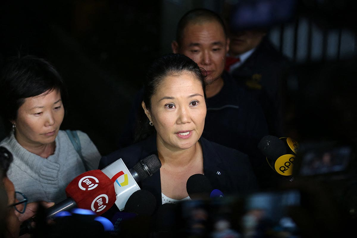 Keiko Fujimori (Peru)