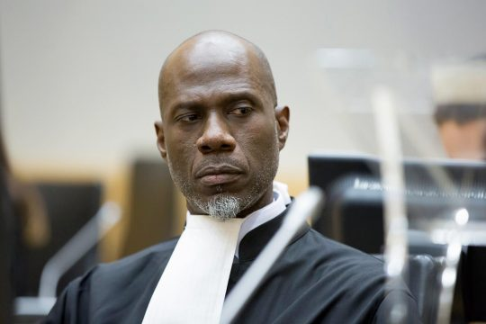 Kweku Vanderpuye, lead prosecutor in the second Central African trial (ICC)