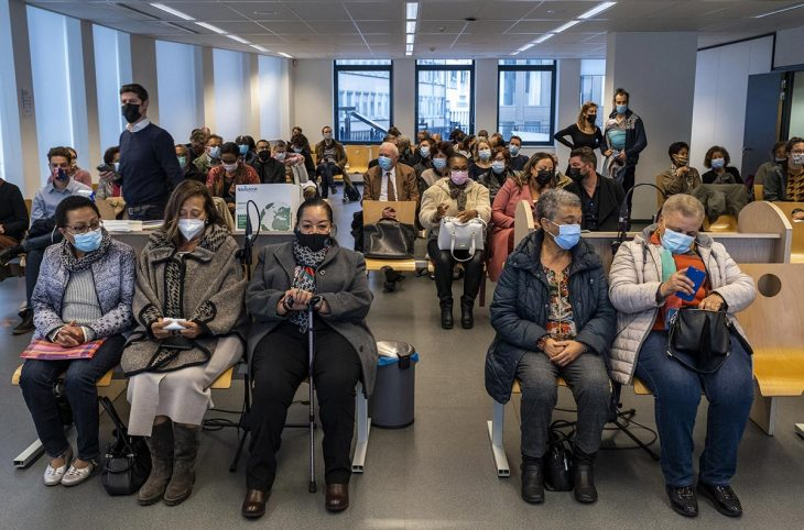 "Congo métis: ""Children of sin"" confront the Belgian state"