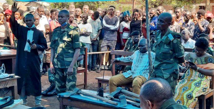 Au Congo, l'affaire Mihonya fait le lien entre la guerre et les crimes contre l'environnement