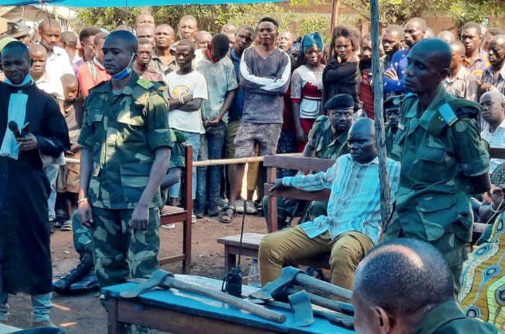 In Congo, Mihonya trial shows link between environmental and war crimes