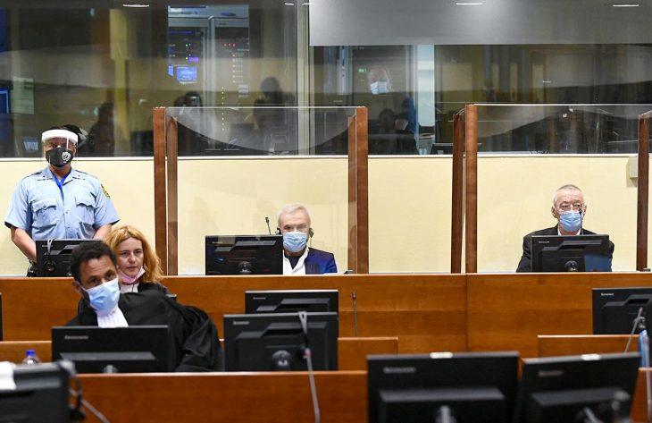Stanisic and Simatovic: slim convictions in longest running Yugoslav trial