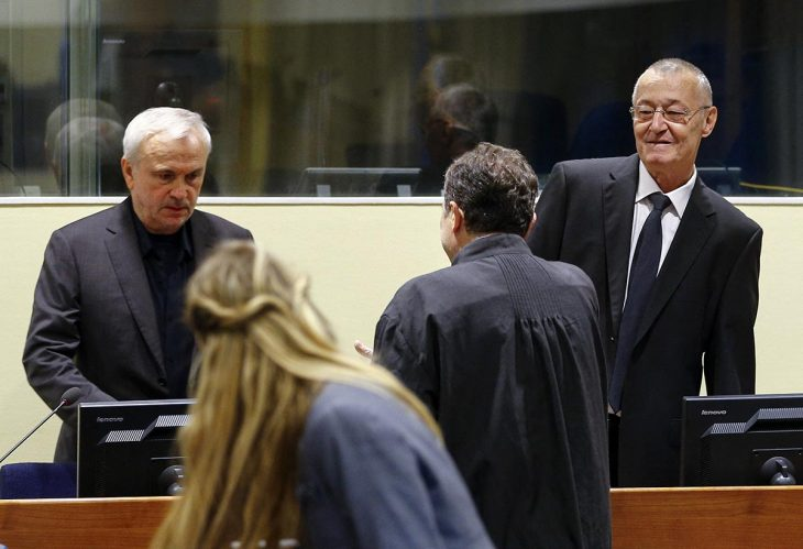 Last trial, last chance at the U.N. court for the former Yugoslavia