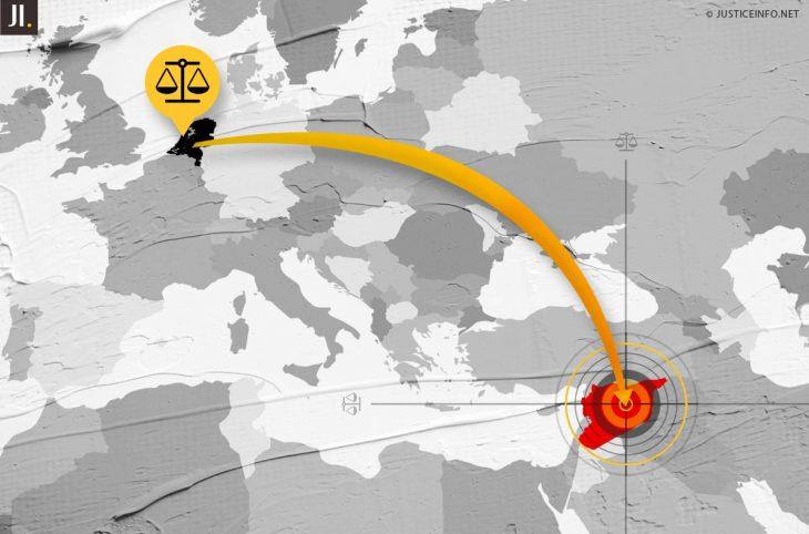 Syria, the Dutch international crimes unit new focus