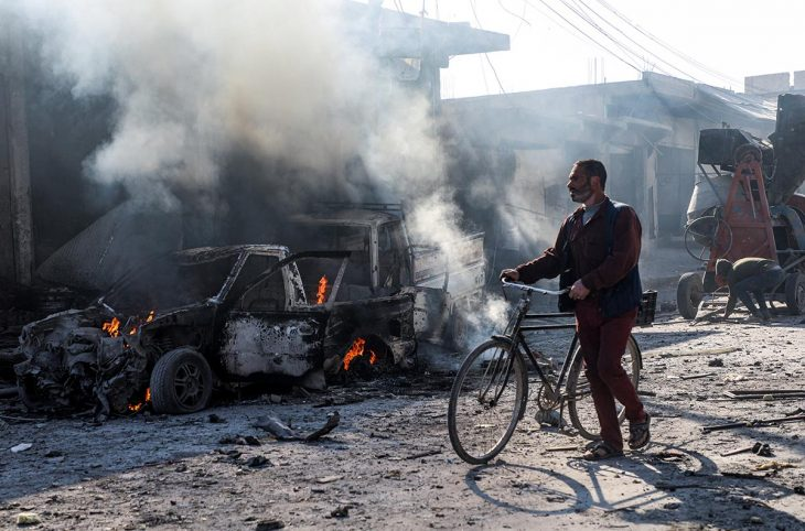 Sweden on the frontline with Syria cases