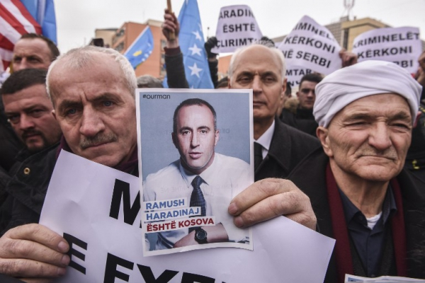 """French arrest of former Kosovo PM is a """"test for Europe"""""""