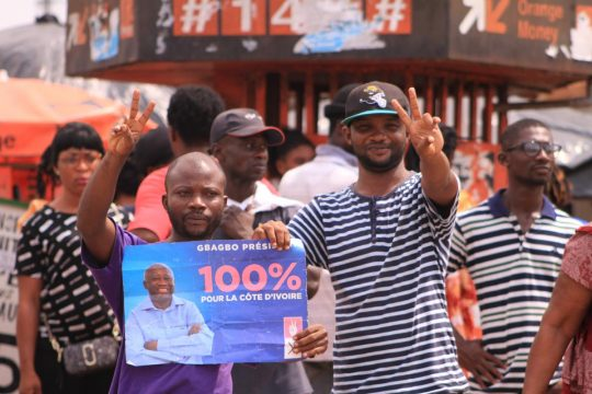 Gbagbo : Scènes de liesse à Abidjan, déception des victimes