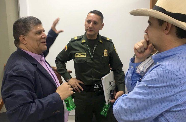 Colombia: fueron enemigos, ahora hacen leyes juntos