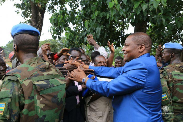 Centrafrique: les défenseurs des droits humains toujours opposés à une amnistie générale