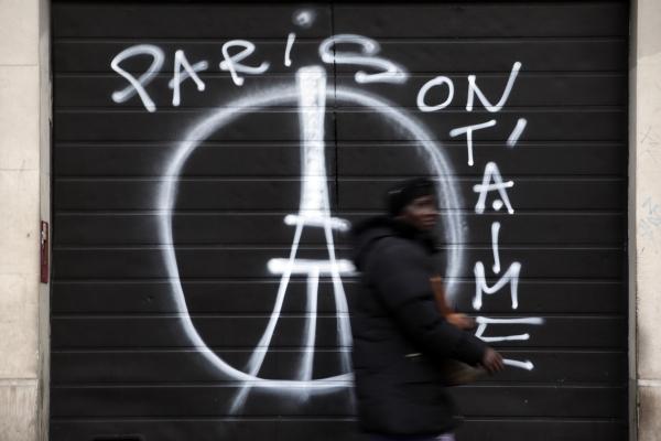 This Week: Paris, Islamic State and Burundi