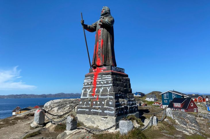 Des militants réclament une décolonisation mentale au Groenland