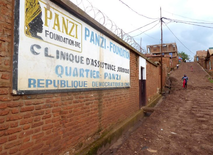 Documentary in the Congo of Doctor Justice