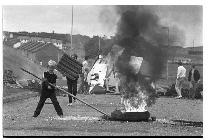 L'Irlande du Nord loin d'être en paix avec son passé