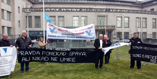 Question of Genocide at the Heart of Karadzic Judgment