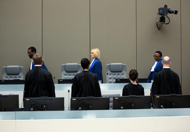 La semaine de la justice transitionnelle : la CPI en procès