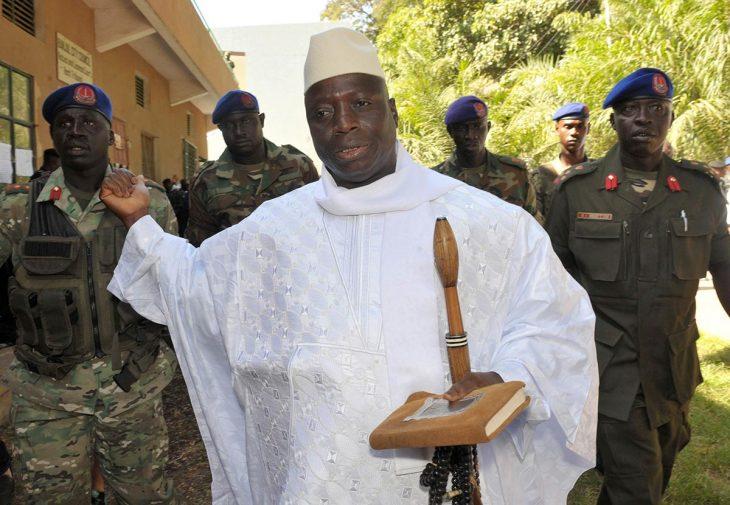 Gambia: Jammeh's Intelligence in spotlight