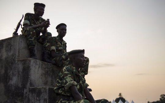 """BURUNDI """"CLOSE TO CIVIL WAR"""", WARNS CRISIS GROUP"""
