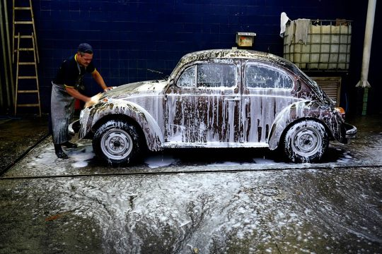 In Brazil, it's reparation time for Volkswagen