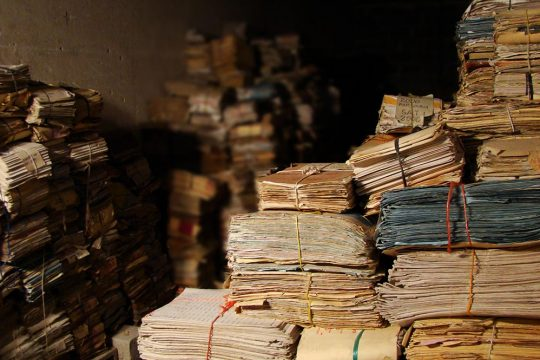 Looking to keep transitional justice archives safe? Call the Swiss