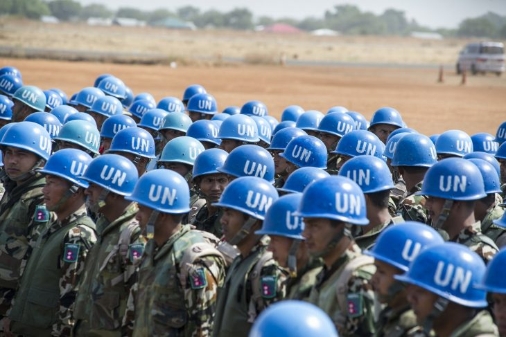 """""""The UN Security Council should do more to protect the population of South Sudan."""""""