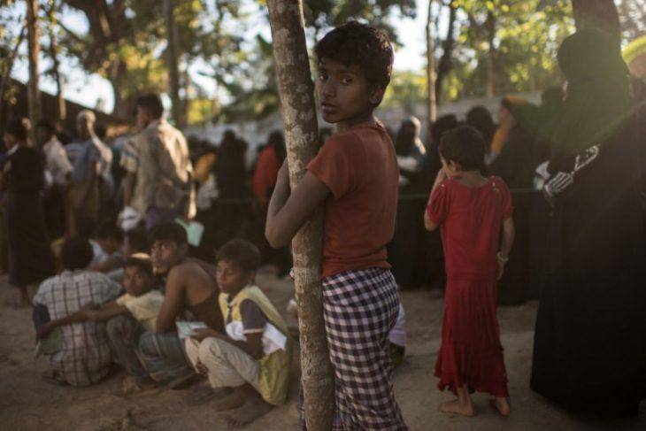 Rohingyas: La CPI entre en scène