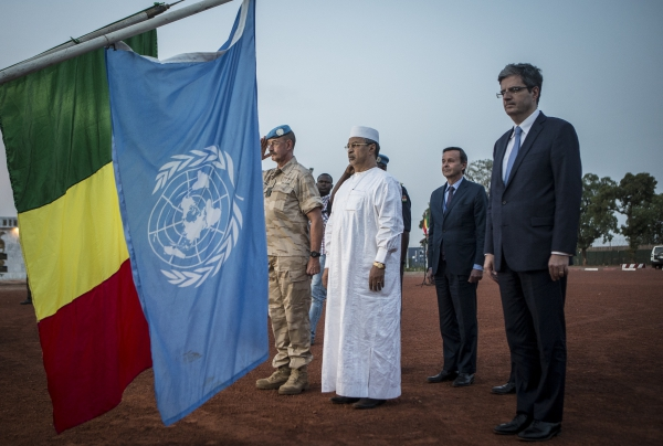 Week in Review: Gambia, Mali, Tunisia and Iraq
