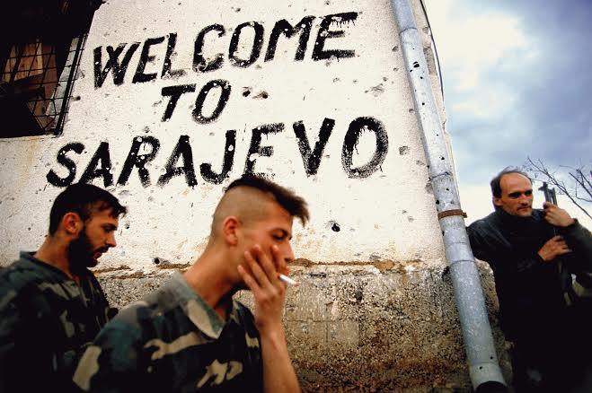 À Sarajevo, le futile et la culture comme acte de résistance