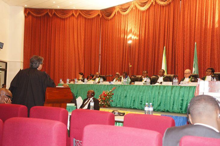 Cour africaine : un homme politique béninois accuse le gouvernement Talon de «harcèlement»