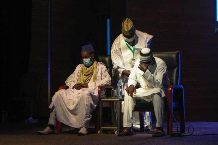 CVJR : « Le Mali vous entend, le monde vous regarde »