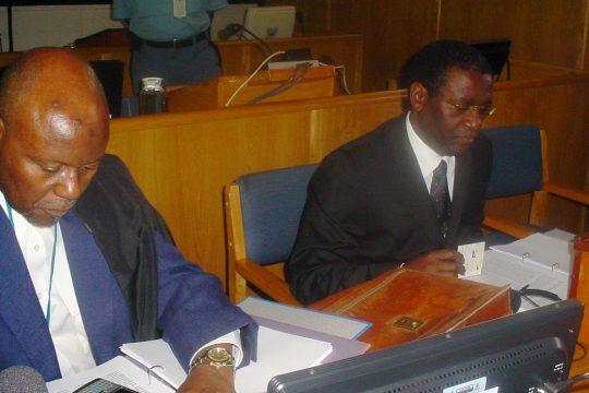 Arusha: le procès en révision de l'ex-ministre rwandais du Plan Augustin Ngirabatware aura lieu fin septembre