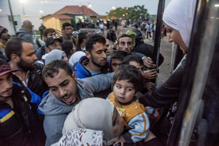 Opinion : Any one of us may one day need refuge