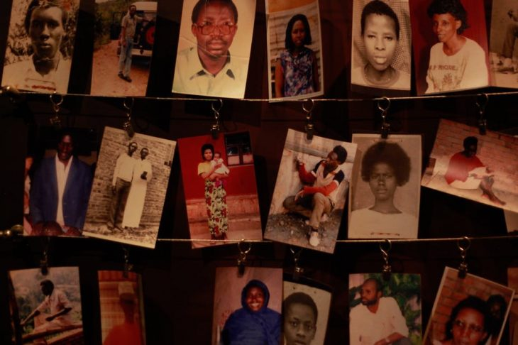 Living through the horrors of genocide: humanitarian workers in Rwanda