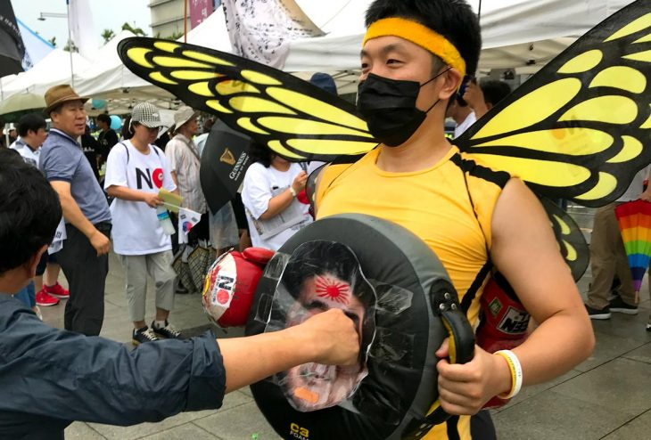 Why Seoul and Tokyo are still at war over the past